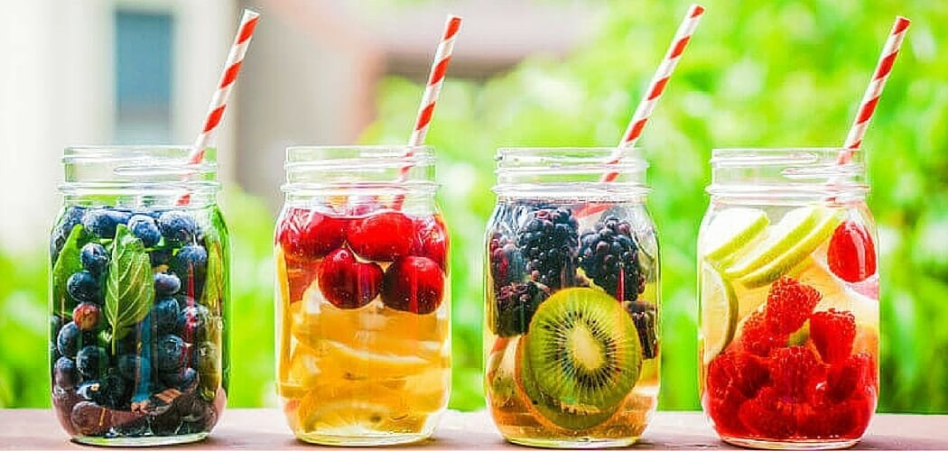 In This Article My Friend And Health Blogger Melissa Gundersen Shows Us 11 Delicious Infused Water Recipes