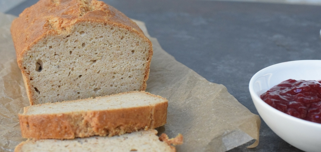 This grain-free sandwich bread is exactly what we've been missing every Passover, one of the biggest festivals in the Jewish calendar! Get the recipe created by my friend Pamela Salzman.