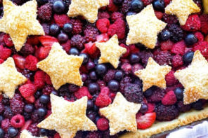 Mixed Berry Slab Pie Recipe